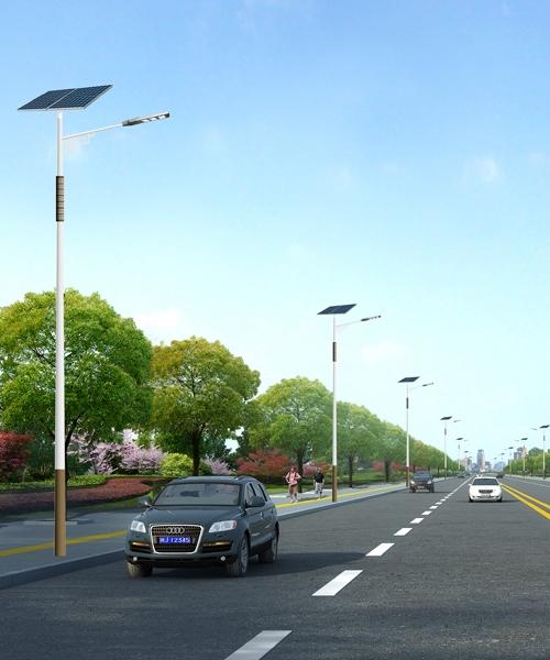 乡村太阳能路灯